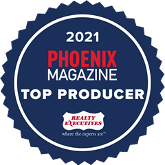 Top Real Estate Producer Phoenix Magazine