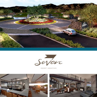 The Village at Seven Desert Mountain Sales Brochure