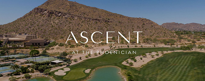 Ascent at The Phoenician Custom Home Sites