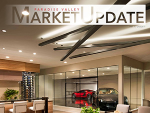 Paradise Valley Market Update <br> January 2017