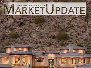 Paradise Valley Market Update <br> October 2017