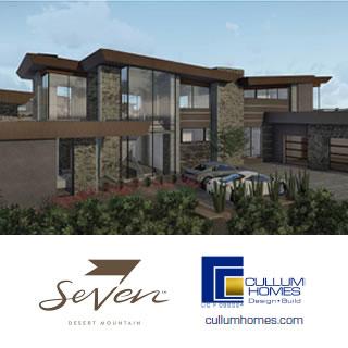 The Village at Seven Desert Mountain - Cullum Homes Brochure